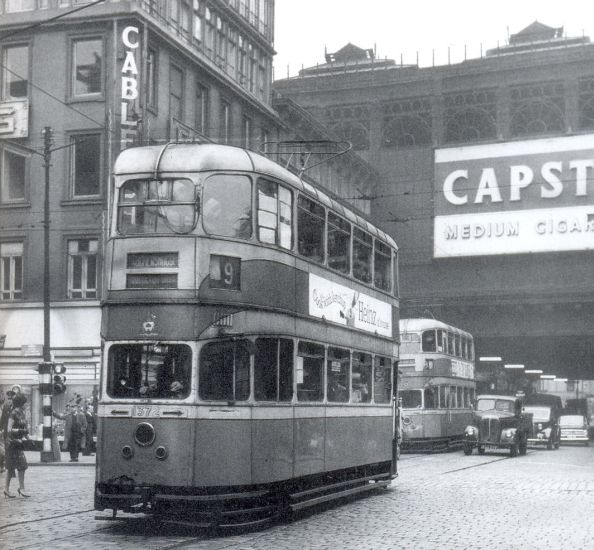 Transport in Glasgow